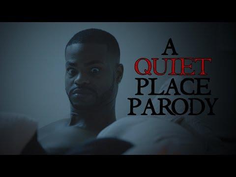 A Quiet Place Parody l King Bach