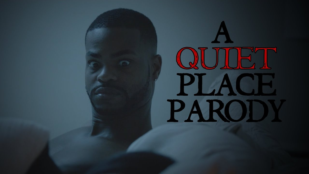 Download A Quiet Place Parody l King Bach