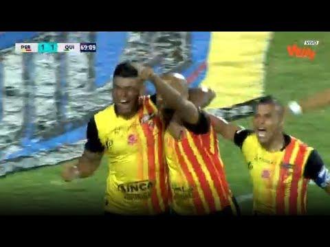 Pereira vs. Quindío (2-1) | Torneo Aguila 2019-1 | Cuadrangulares Fecha 1