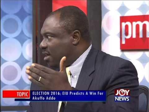 Election 2016 - PM Express on Joy News (21-10-16)