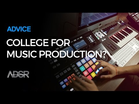 Should You Go To College For Music Production?