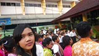 Hari Kartini Di Sekolahan Sdn Cbr 05