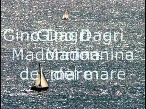 Gino Dagri   canzoni triestine   Madonnina del mare   YouTube