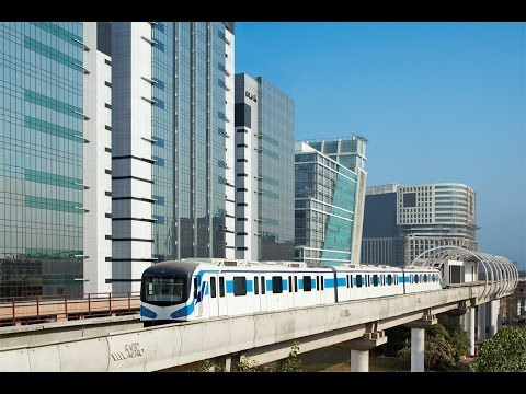 Made in India - Metro Rail System -2014