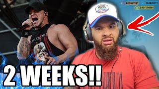 ALL THAT REMAINS - TWO WEEKS 【REACTION!!】