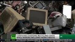 E-Waste Away: UK firms skimp on recycling outdated electronics