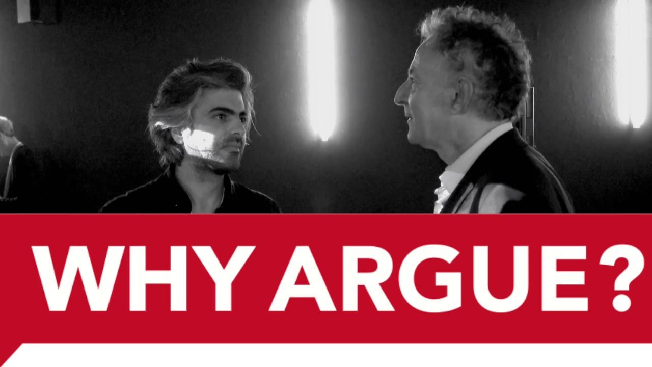 Why argue