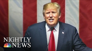 Donald Trump Hurls Vulgar Attack on Hillary Clinton | NBC Nightly News