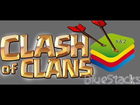 COC Chat icon problem in Bluestacks : SOLVED! Clash of Clans New update (24/05/2016)