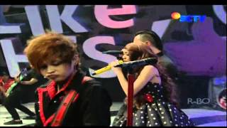 Video THE VIRGIN Feat AHMAD DHANI [Cinta Gila] Live At I Like This (20-02-2014) Courtesy SCTV download MP3, 3GP, MP4, WEBM, AVI, FLV Oktober 2017