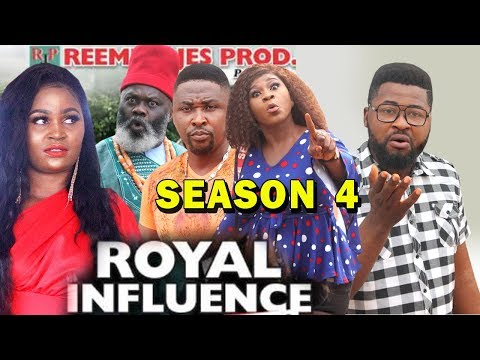 ROYAL INFLUENCE SEASON 4 -  Movie) 2019 Latest Nigerian Nollywood Movie Full HD