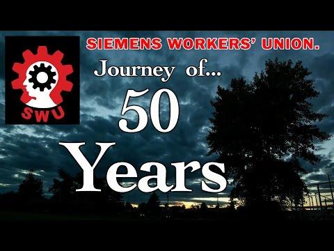 Simens journey 50 years