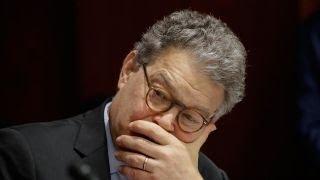 Should Al Franken resign? Six female Democratic senators say 'yes'
