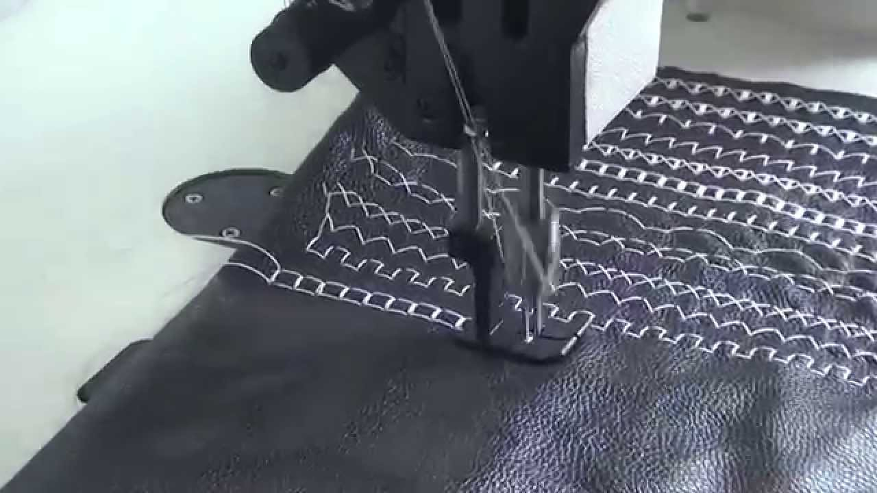 Machine coudre 2 aiguilles couture ornemental avec for Aiguille a couture