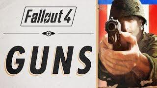 Fallout 4 - Gun Essential Guide & Basics