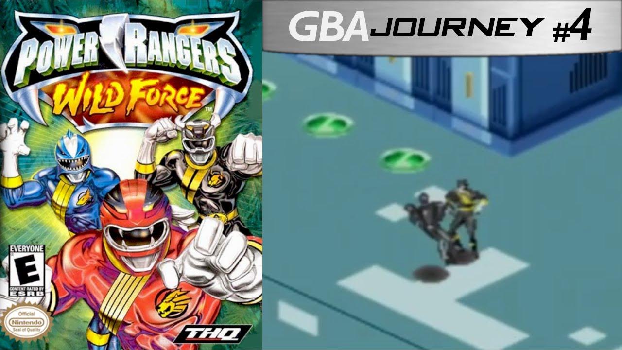 Download Power Rangers: Wild Force [GBA Journey #4]