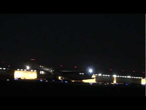 Air Canada Star Alliance A330 Night Takeoff