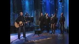 ▶Brian Wilson Neil Diamond Jeff Foskett Sing Delirious Love on Jay Leno