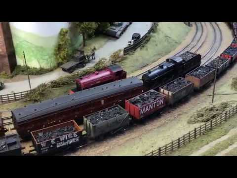 Woking Model Railway Exhibition and Train Show - 9th and 10th September 2017