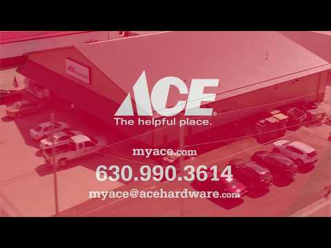 Start Your Own Business With Ace Hardware