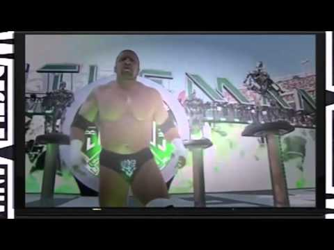 WWE Wrestlemania Triple H vs Sting HOT HD 2015
