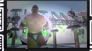 WWE Wrestlemania Triple H vs Sting HOT HD 2015