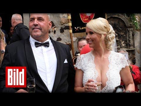 Hells Angels - Frank Hanebuth heiratet in Hannover