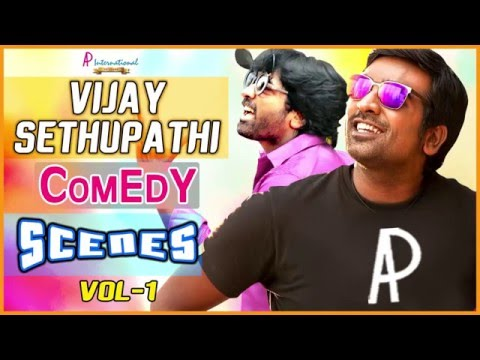 Vijay Sethupathi Latest Tamil Movie Comedy Scenes | Vol 1 | Nayanthara | RJ Balaji | Soori