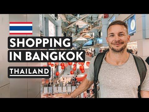 REAL OR FAKE? Insane Bangkok Shopping Malls | MBK & Siam Paragon | Thailand Travel Vlog