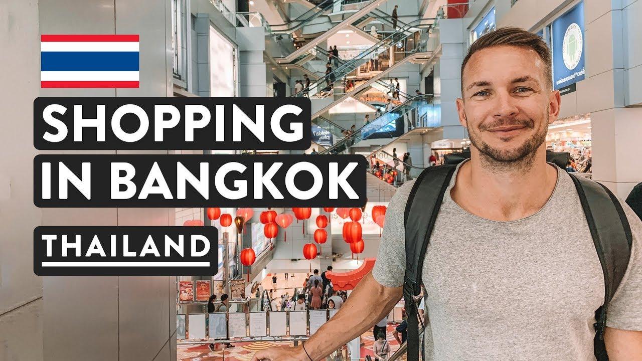 2e9cc9d4c21 REAL OR FAKE? Insane Bangkok Shopping Malls | MBK & Siam Paragon ...