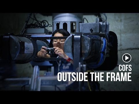 Outside The Frame - Centre for Offshore Foundation Systems