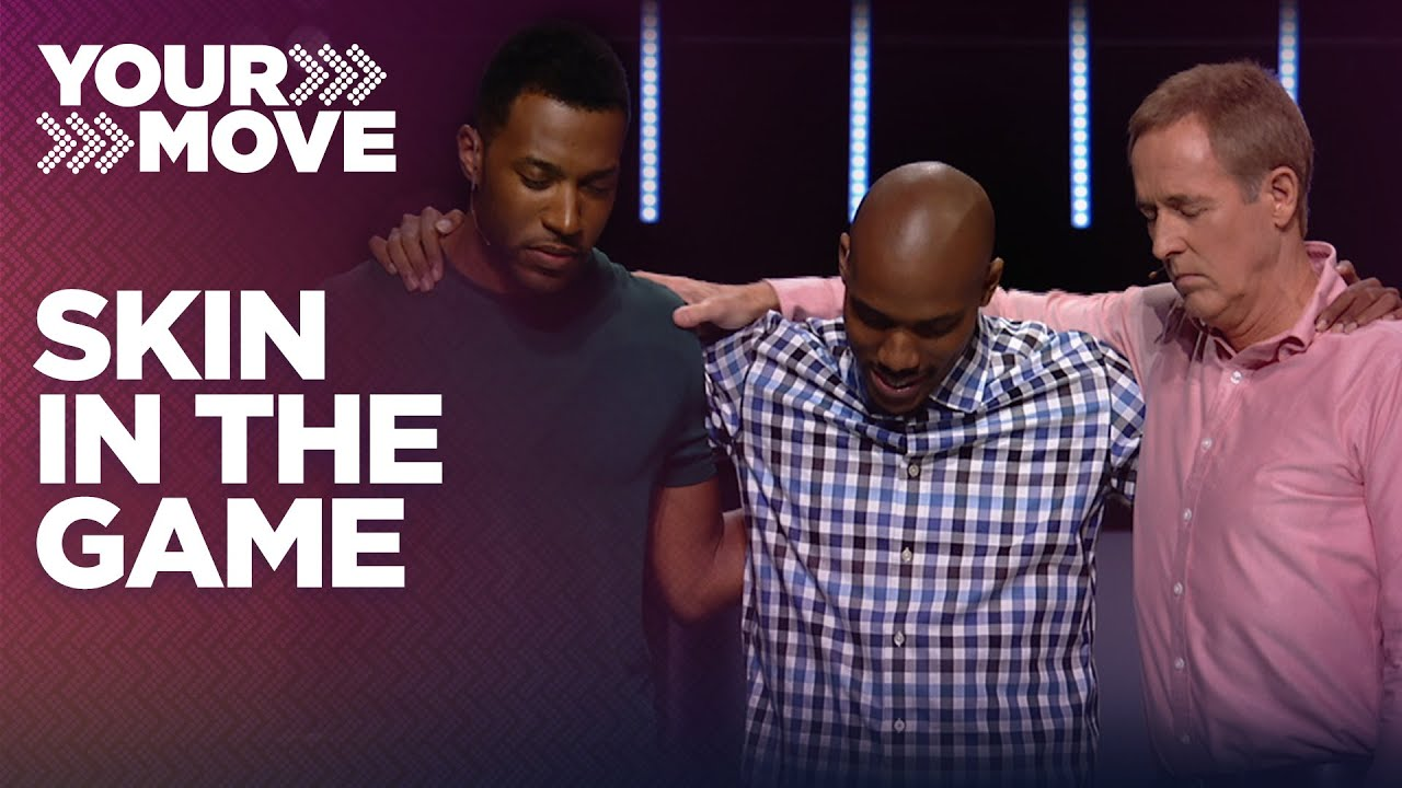 Skin in the Game — a candid conversation about race, racism, and faith