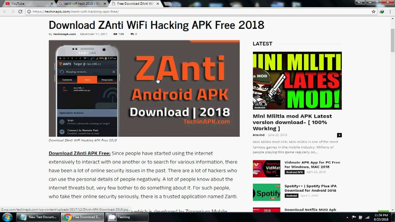 Wifi hack apk download android | Wifi Hacker Apk Download For