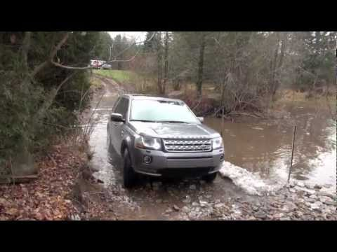 2013 Land Rover LR2 Off-Road Drive