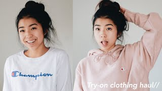 ANOTHER TRY-ON CLOTHING HAUL