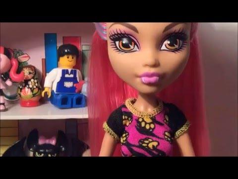 Смотреть сериал куклы монстер хай