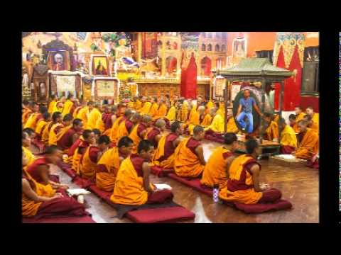 Gyuto monks - Tibetan tantric choir_ Full album