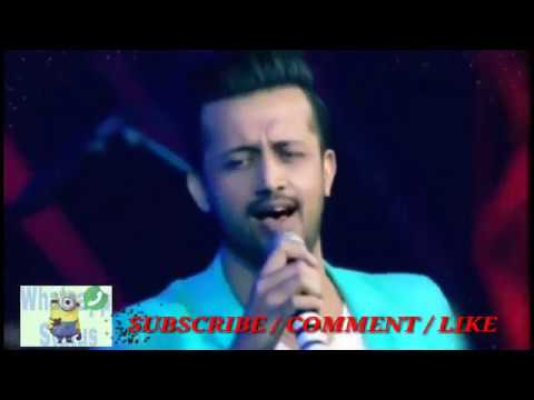 Atif aslam whatsapp status video chho tu liya hai