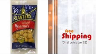 Planters® Salted Peanuts - 1 Oz - Minimus.biz
