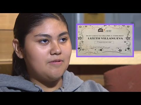 """Texas Seventh Grader Awarded """"Most Likely To Become A Terrorist"""" 