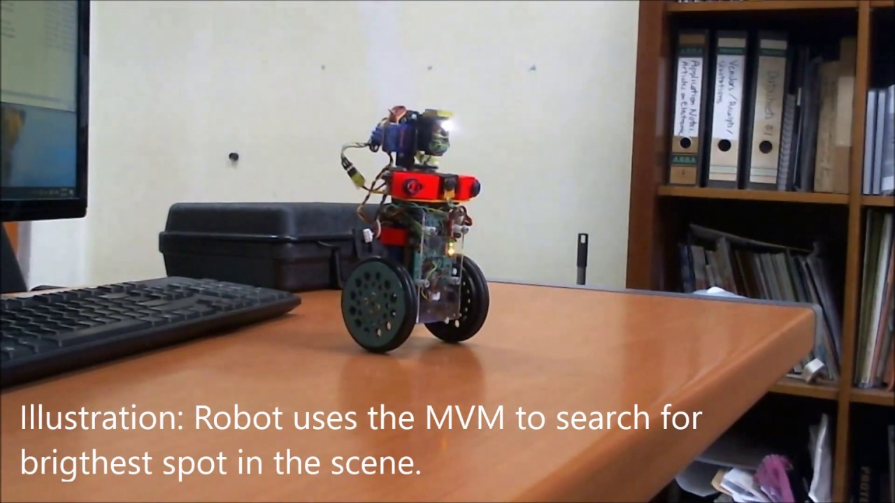 Mini Two-Wheels Self-Balancing Robotic (V2 Prototype-1 with