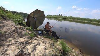 Жара Клеву Не Помеха Как Рыбалка Может Надоесть