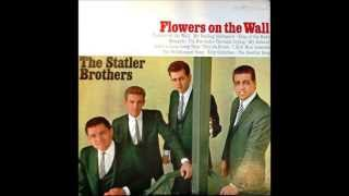 Flowers On The Wall , Statler Brothers , 1966 Vinyl