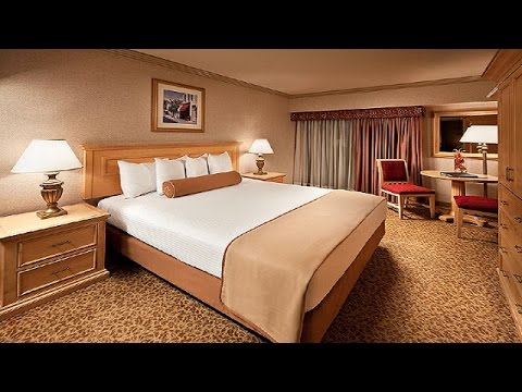 Classic Room Tour Harrahs Las Vegas Youtube