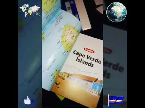 Cabo verde travel guide book