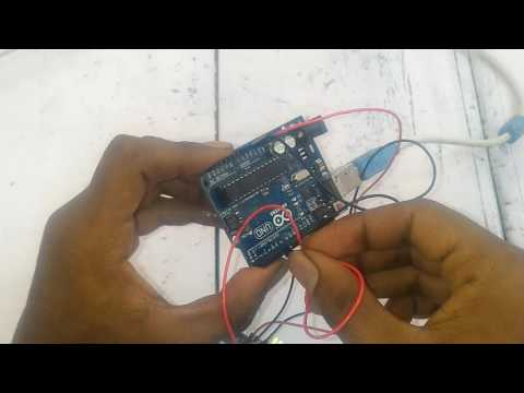 How to use Ultra Sonic Sensor to connect arduino
