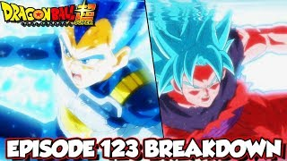 Dragon Ball Super Episode 123 Breakdown & Episode 124 Preview Gohans Last Stand! Overwhelming Power
