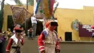 """Danza de los santiagos de coscomatepec """"CD Mendoza"""""""