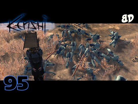 Kenshi Ep 95: The Fogmen and the Rat.