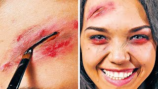 19 CREEPY MAKEUP IDEAS FOR SPECIAL OCCASIONS